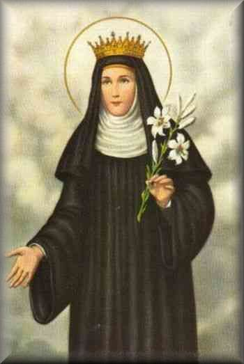 Saint Patricia of Naples (source)
