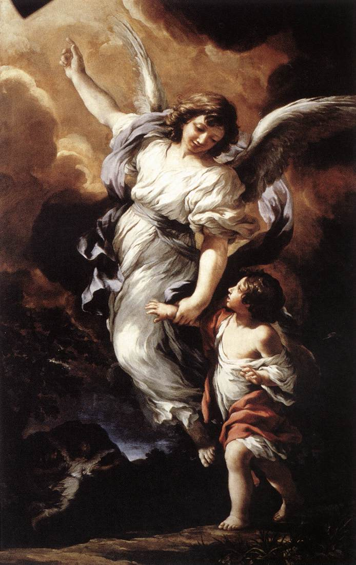 The Holy Guardian Angels - Catholicism org