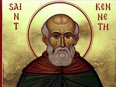 Saint Kenneth