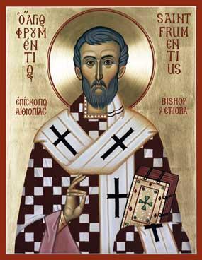 Saint Frumentius