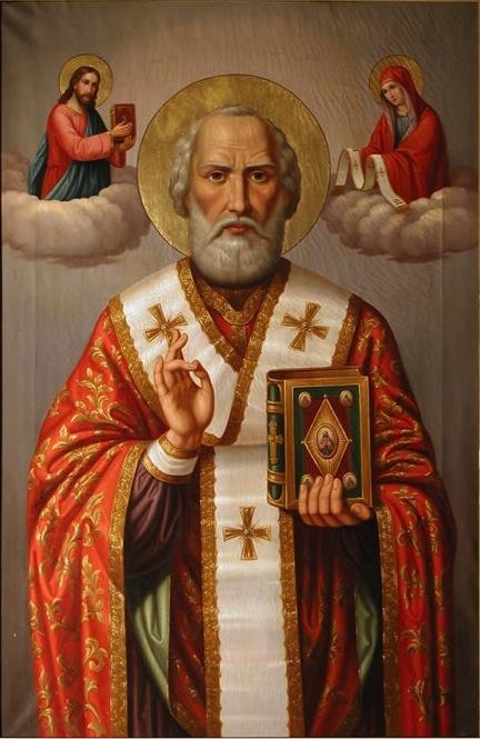 Saint Nicholas of Bari (of Myra) source