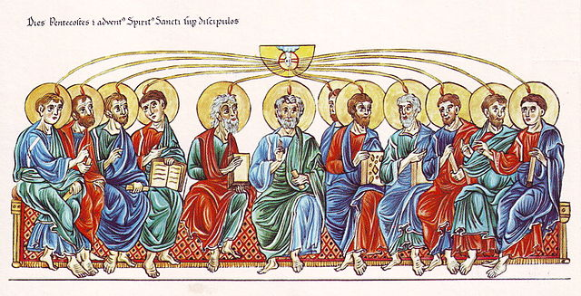 Sermon of Saint Augustine for the Feast of Pentecost