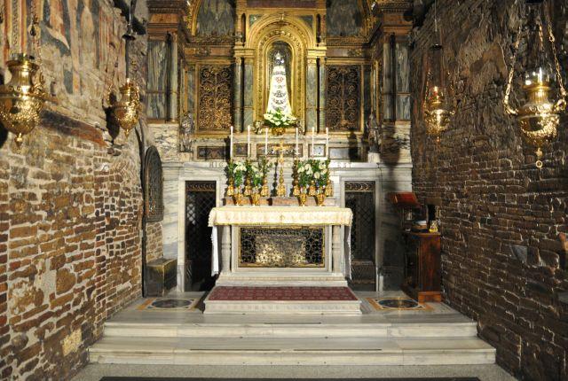 The Holy House of Loreto - Catholicism org
