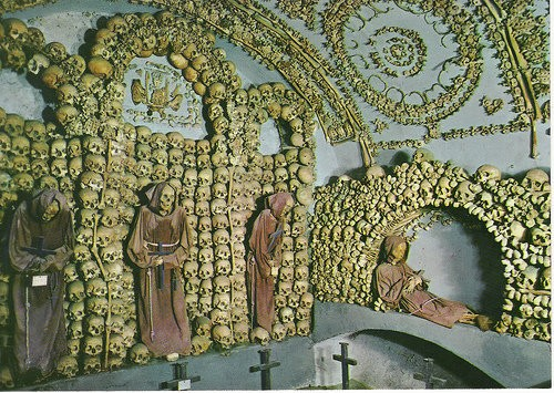 Rome's Capuchin Cemetery