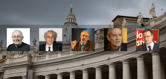 Vatican-Experts
