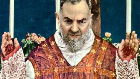 """Saint Pio of Pietrelcina, """"Padre Pio"""""""