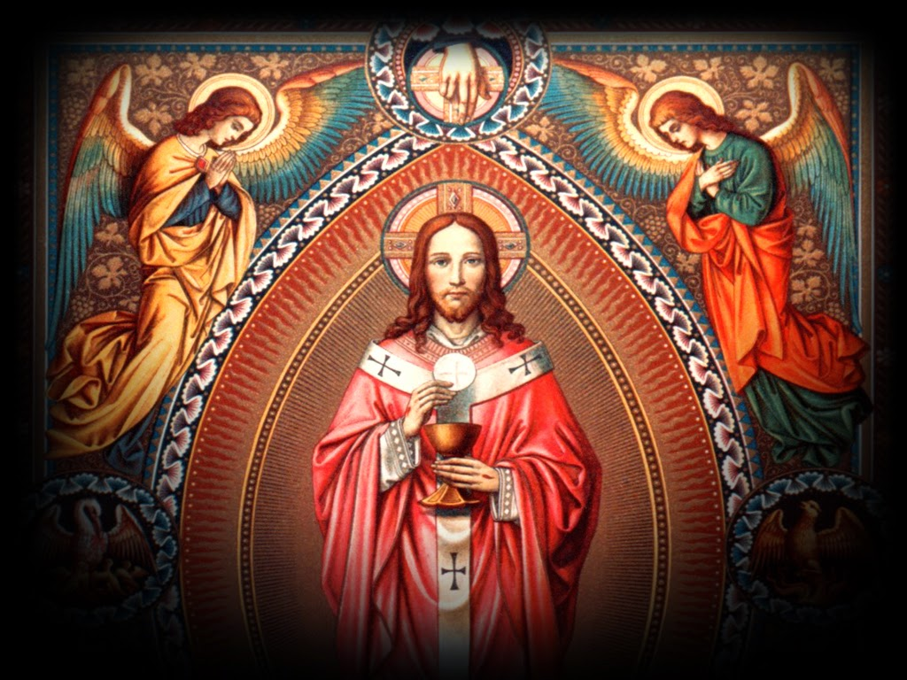 A Homily For The Solemnity Of Corpus Christi