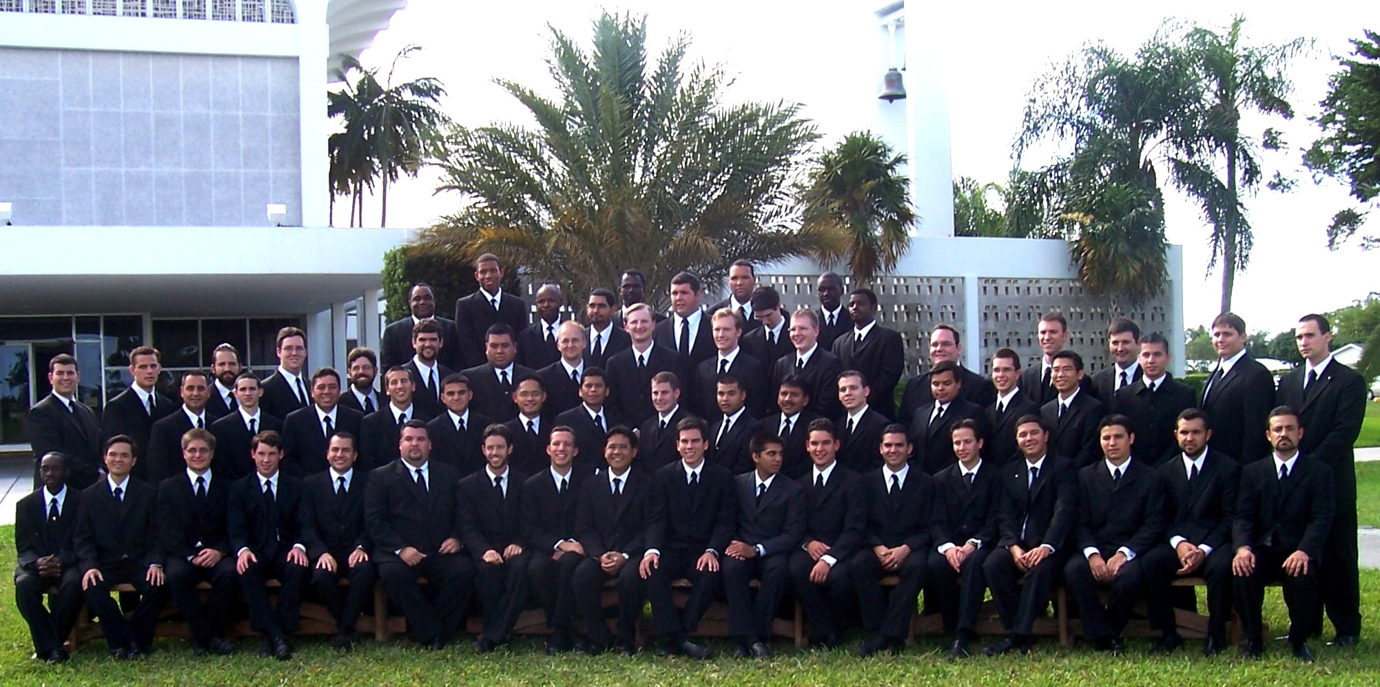 Class of 2008 @ St John Vianney College Seminary, Miami, FL