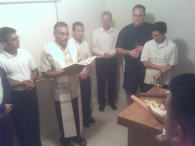 Pre-Theology Night Prayer @ St John Vianney College Seminary, Miami, FL