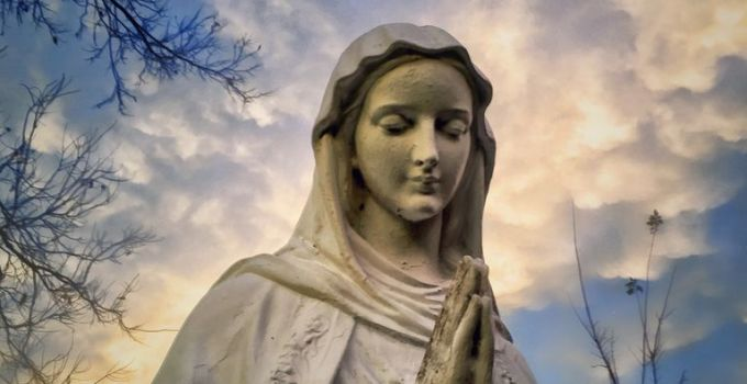 Inspiring Quotes on Saint Mary's Miraculous Power