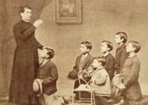 Saint John Bosco's helpful advice for the weary parent or frustrated teacher