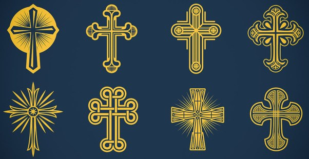 The different types of cross and its meaning