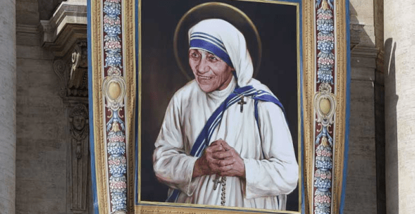 Holy Mother Teresa of Calcutta