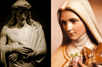 Talk to Jesus and Mary with this Prayer