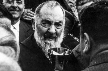 Padre Pio's favorite prayer of petition