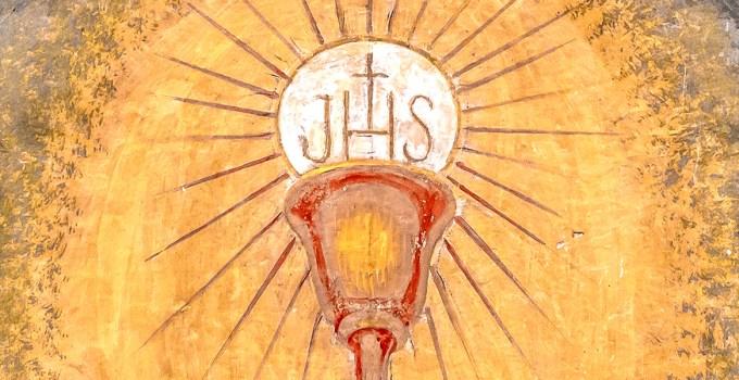 St. Irenaeus Eucharist