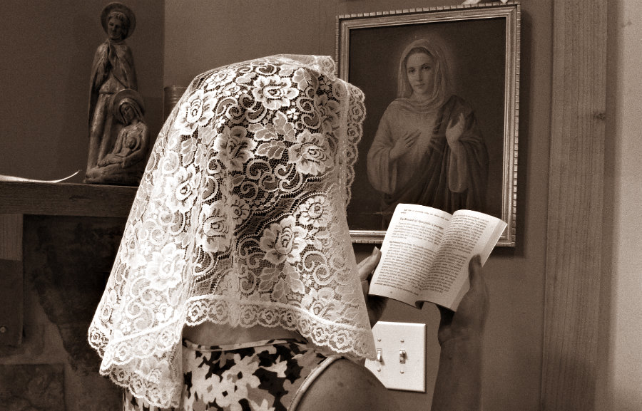 Wearing a Veil: Don't Judge the Motive
