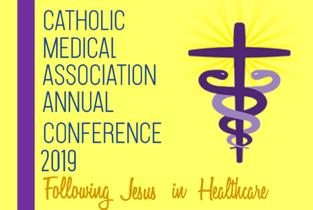 Event Flyer: CMA Annual Conference 2019 Following Jesus in Healthcare