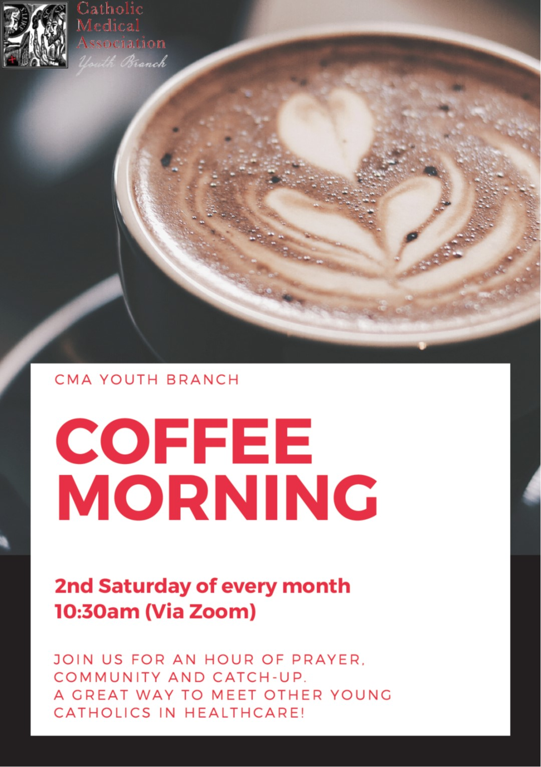 CMA Coffee Morning Poster