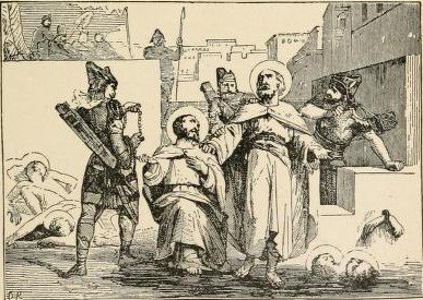 March 29: Sts. Jonas, Barachisius, and their Companions, Martyrs