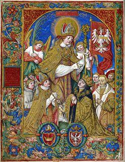 St. Stanislaus of Szczepanow