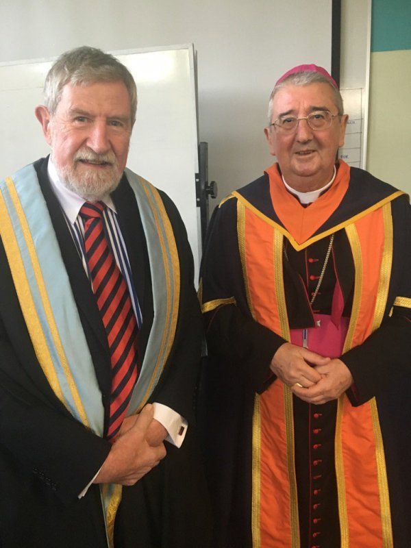 Clerical Whispers: Archbishop Diarmuid Martin awarded a ...