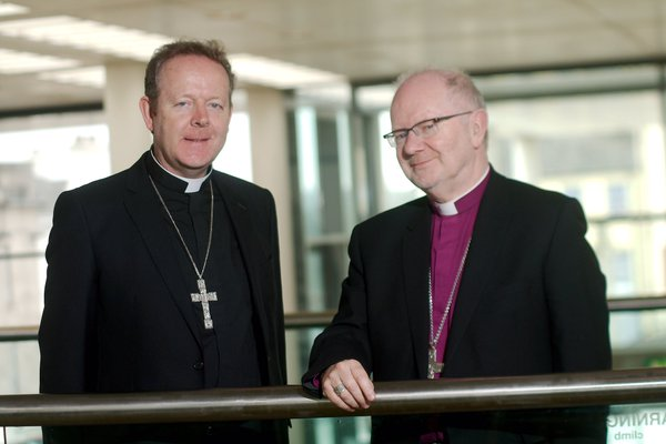 Church Leaders Mark 20th Anniversary Of Good Friday Agreement In