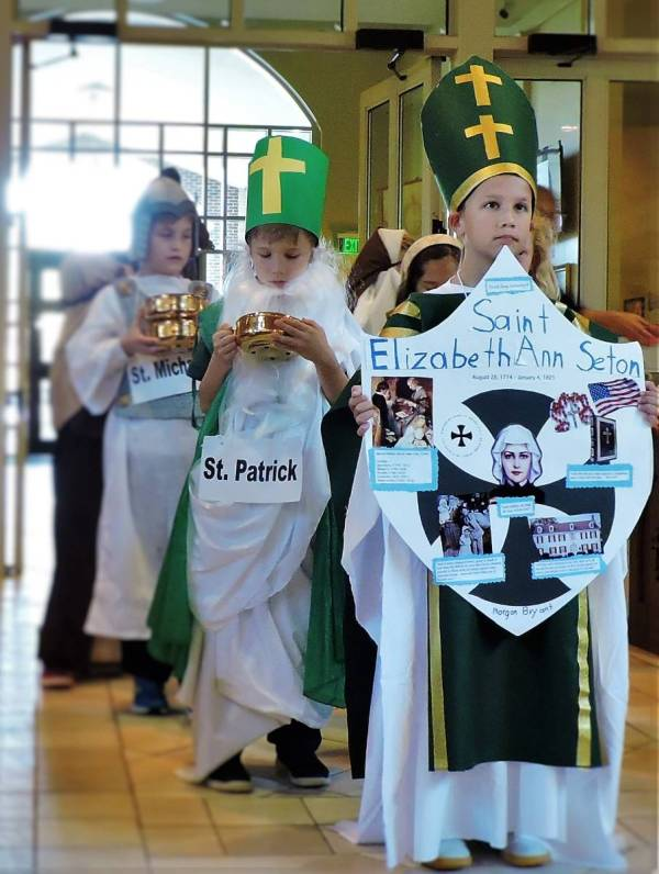 Photo gallery: All Saints and All Souls' Day celebrations