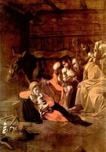 Caravaggio-The_Adoration_of_the_Shepherds