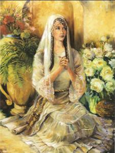 esther-fasts-and-prays
