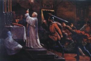 St. Stanislaus Martyrdom