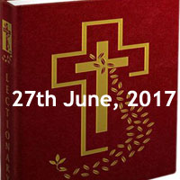 Tuesday of the Twelfth Week in Ordinary Time -Today's Gospel Reflection, scripture reading today, daily catholic Bible Reading interpretation, daily missal