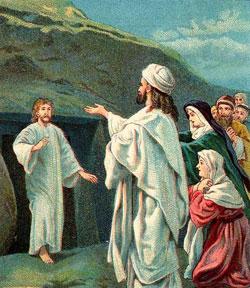 Saint Lazarus of Bethany Feast Day