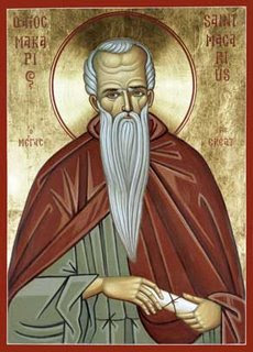 Saint Macarius of Egypt Feast Day
