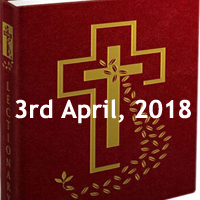 Tuesday in the Octave of Easter Today's Audio Mass Readings