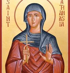 Saint Athanasia of Aegina