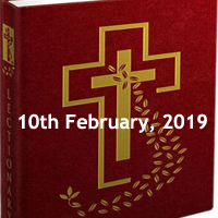 Fifth Sunday in Ordinary Time Year C