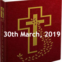 Catholic Readings for March 30 2019 – Saturday of the Third Week of Lent