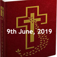 Catholic Daily Readings for 9th June 2019 - Pentecost Sunday - Mass during the Day, Pentecost Sunday Extended Vigil - Year C