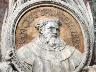 Pope Saint Telesphorus