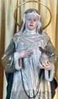 Saint Catherine of Palma