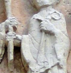 Saint Austregisilus of Bourges