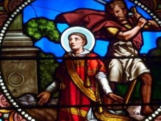 Saint Baudelius of Nimes
