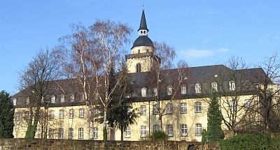 Michaelsberg Abbey, Siegburg