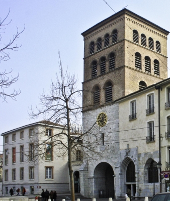 [Cathédrale Notre-Dame de Grenoble]