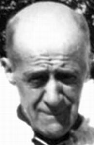 [Father Honorio María Sánchez de Bustamante]