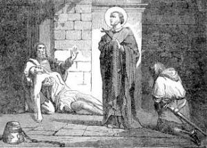 [Pictorial Lives of the Saints: Saint Charles Borromeo]