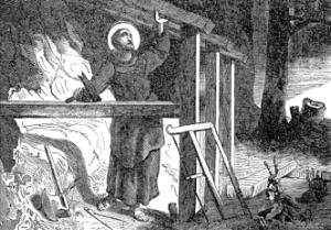 [Saint Gall, Abbot]
