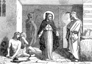 [Pictorial Lives of the Saints: Saint John of Matha]