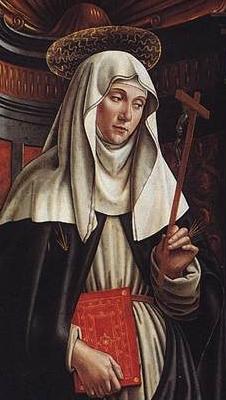[Saint Catherine of Siena]